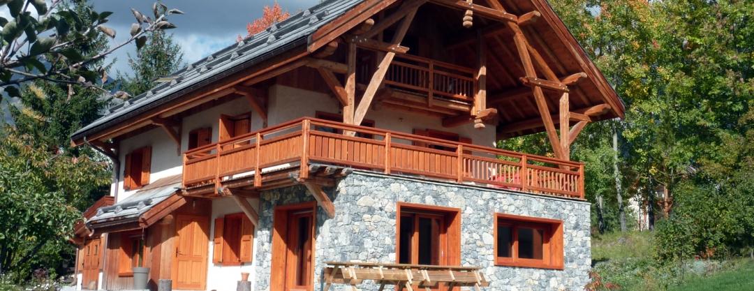 Gite Pom Ecrins, Vallouise : Rénovation complète et agrandissement