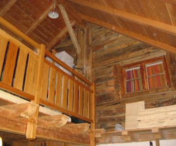 Création de chambres d'hôtes dans la grange