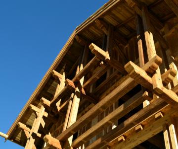 Balcons sur pendillards
