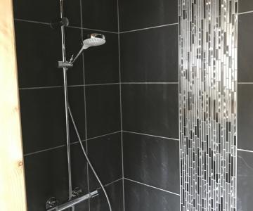 petite douche sous rampant