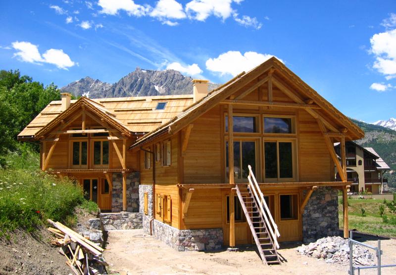 Chalet bois - Hors d'air, hors d'eau - Puy St Vincent, Hautes-Alpes