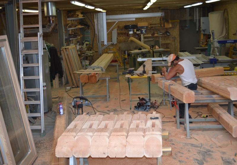 Alp'Ecrins Construction, chalets bois et maisons ossature bois
